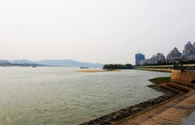 min river in Fuzhou