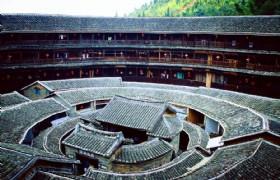 Gaobei Tulou Clusters (Chengqi Lou)