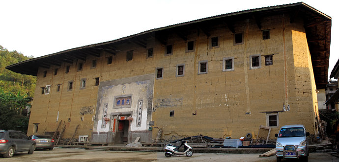 Yongding Chuxi Tulou Cluster