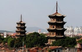 kaiyuan temple and pagoda