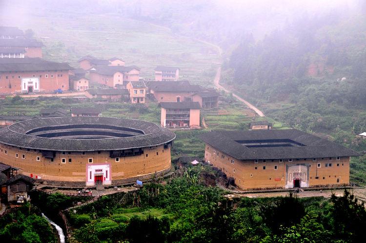 One Day Chuxi Hakka Tulou Cluster Tour