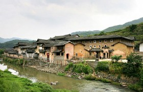 hongkeng Clusters and village