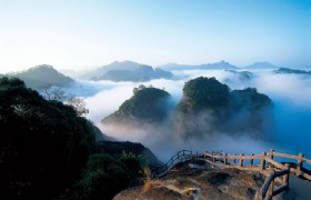 Xiamen to Wuyi Mountain Bullet Train Tour