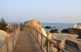 Waterfront bridge Xiamen