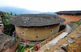 Nanjing Tianluokeng Tulou Cluster Hechang Lou