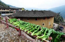 Nanjing Tianluokeng Tulou Cluster Ruiyun Lou