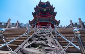Weizhen Pavilion