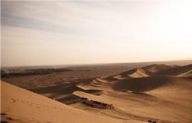Dunhuang Gobi Desert