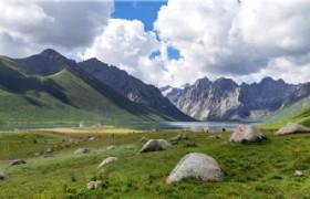 Gahai Lake 1