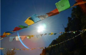 Guanegou Prayer Flag