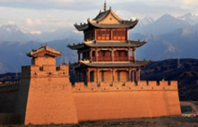 Jiayuguan Popular Destinations