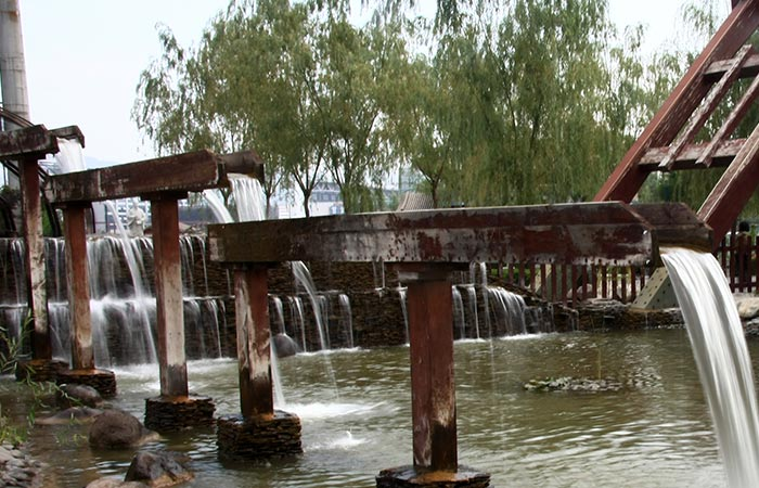 Incroyable Lanzhou Waterwheel Garden ...