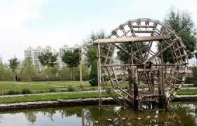 Waterwheel Garden 6