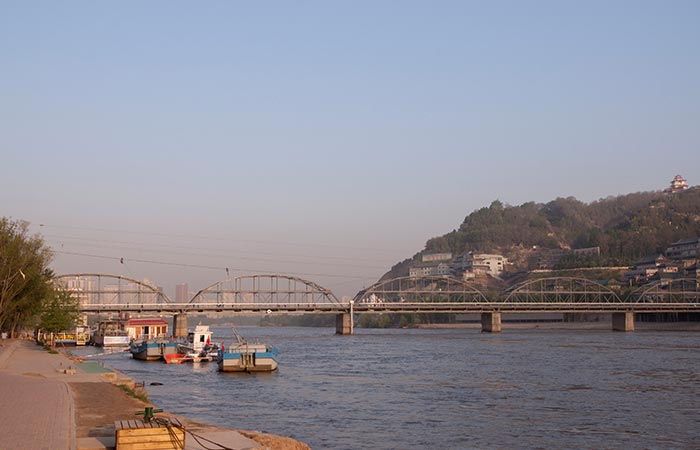 Lanzhou Zhongshan Bridge