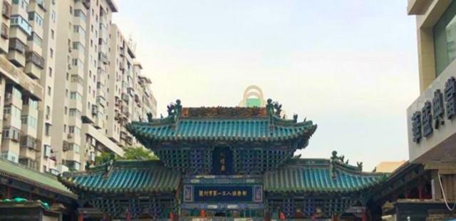 Zhangye Road Pedestrian Street