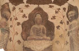 Bingling Grottoes buddha
