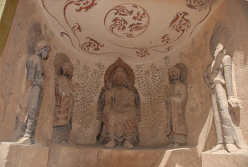 7-Day Dunhuang Jiayuguan Lanzhou Xian Tour
