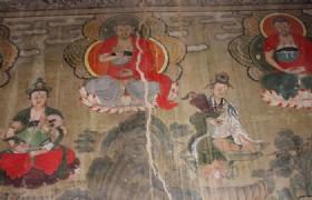 Tianshui Maijishan Grottoes 1