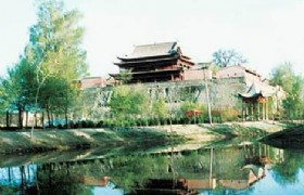 wuwei city gate