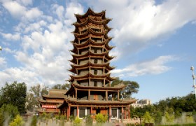 Zhangye Giant Buddha Temple