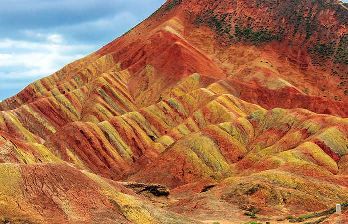 Kết quả hình ảnh cho Zhangye Danxia National Geological Park