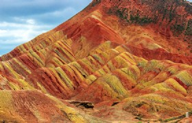 Zhangye Danxia National Geological Park 2