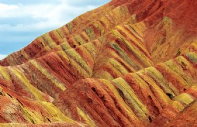 Zhangye Danxia National Geological Park