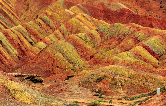 6 Days Zhangye and Xian Tour