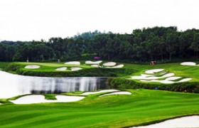 Mission Hill Golf Club Dongguan