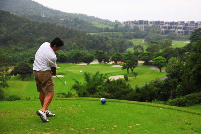 Guangzhou Golf 4 Days Tour