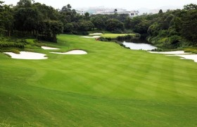 Mission Hill Golf Club Shenzhen Worldcup Course