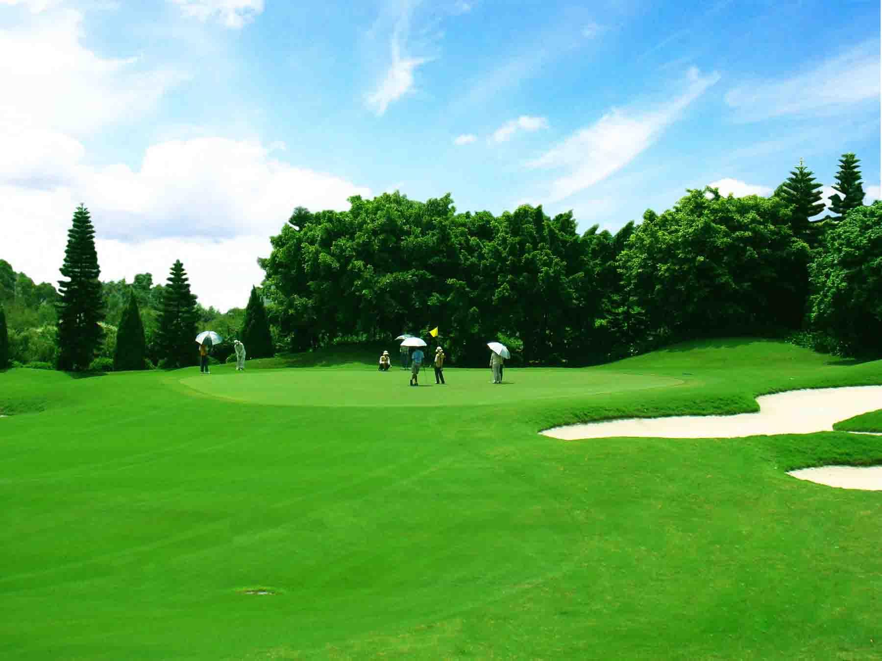 Shenzhen Golf 4 Days Tour