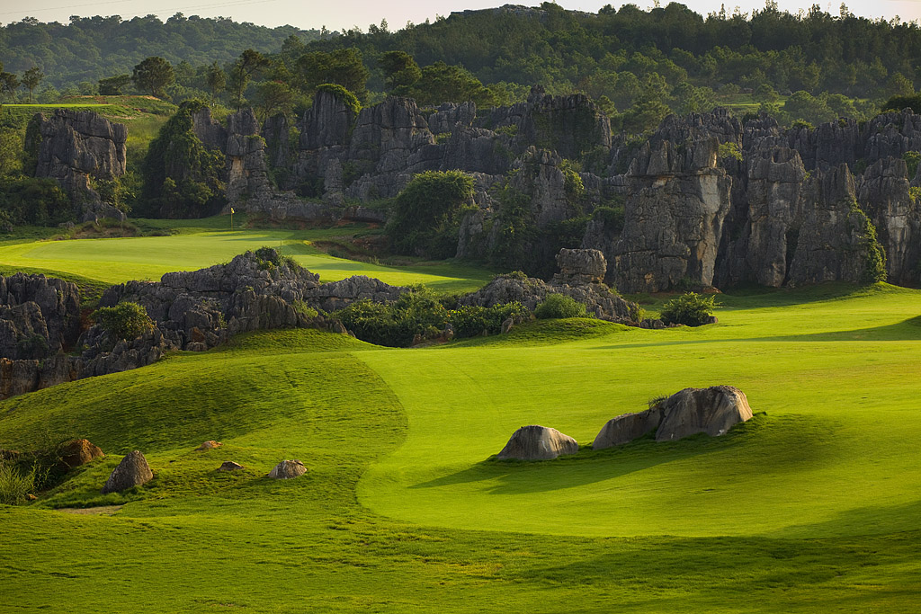 Guilin Golf 4 Days Tour