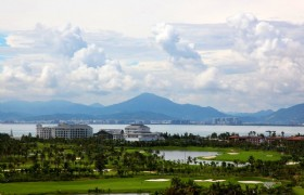 LuHui tou Golf Club