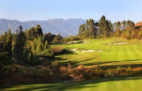 Kunming Spring City Golf - Mountain Course