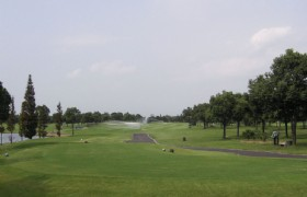 Shanghai International Country Club 11