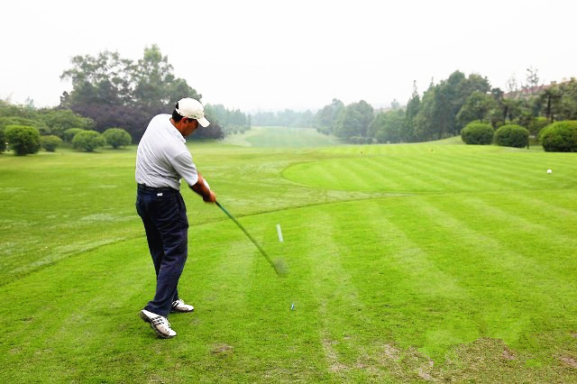 Chengdu Golf 4 Days Tour