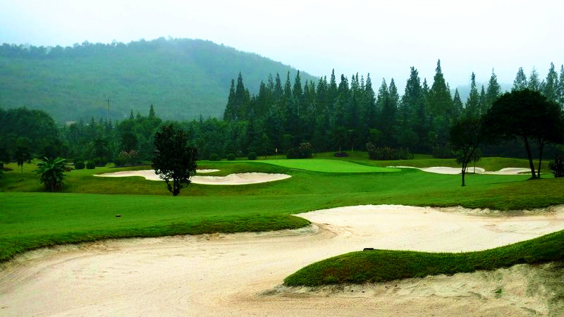 Chengdu Golf 5 Days Tour