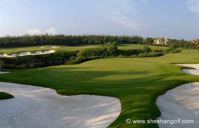 Sheshan Golf Club Shanghai