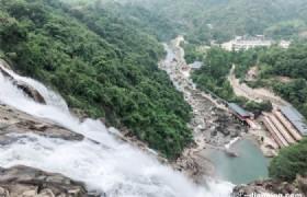 Longguizhai Waterfall2
