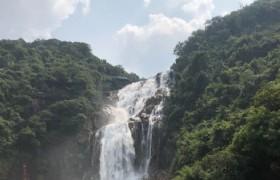 Longguizhai Waterfall3