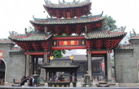 Foshan Ancestral Temple exterior
