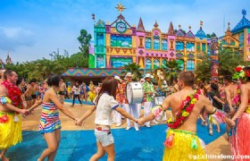 Guangzhou 3 Days Theme Park Tour