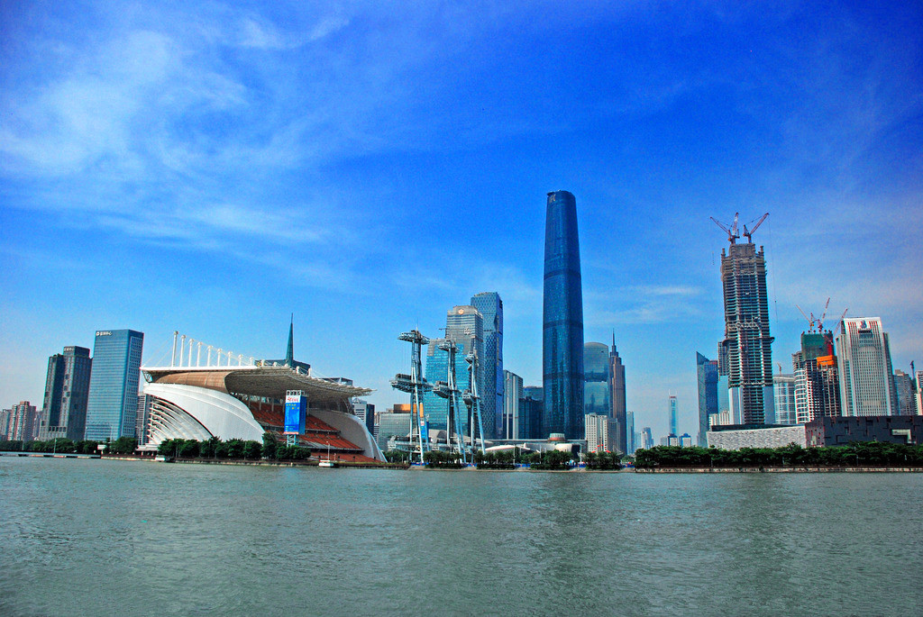 Classic Guangzhou One Day Tour