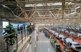 GAC NEV plant 1