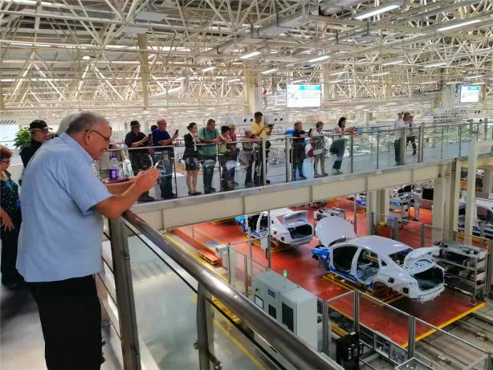 GAC Guangzhou Factory 1 Hour Visit
