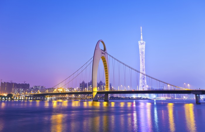 Canton Tower Sightseeing Floor Tour