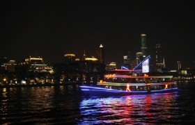 Pearl River Night Cruise