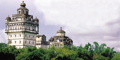 Guangzhou Kaiping Xinhui 3 days tour