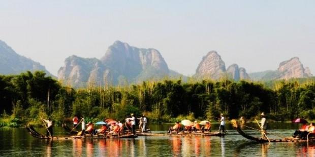 Jin Jiang Rafting